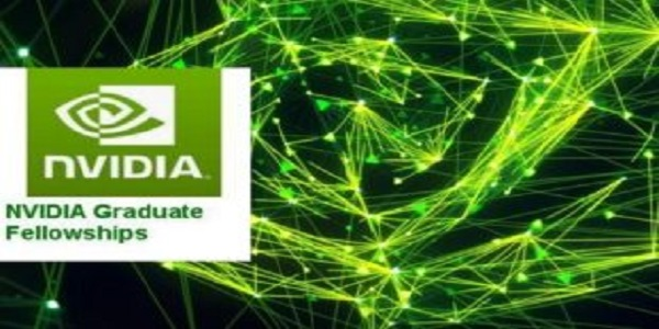 NVIDIA Graduate Fellowship Program 2021-2022 for PhD Students (up to $50,000): (Deadline 11 September 2020)