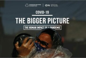 Thomson Reuters Foundation 'COVID-19: The Bigger Picture' Competition 2020: (Deadline 28 October 2020)