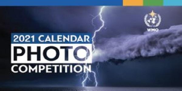 World Meteorological Organization (WMO) Calendar Competition 2021: (Deadline 15 September 2020)
