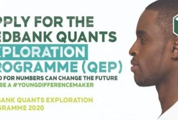 NedBank Quants Exploration Programme 2021 for young South African Undergraduate Students: ( Deadline 31 August 2020)