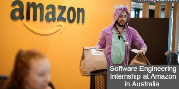 Software Engineering Internship at Amazon in Australia: ( Deadline 30 September 2020)