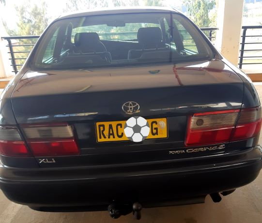Toyota Carina E 1994 nziza cyane igurishwa@ Frw 4,500,000