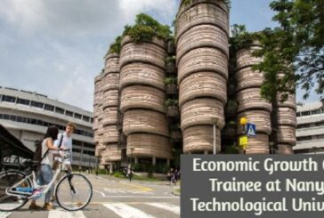 Economic Growth Centre Trainee at Nanyang Technological University in Singapore: (Deadline 31 October 2020)