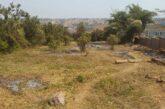 Ikibanza kinini (1,334 m2) giherereye Ndera/Kibenga, kitegeye ikibuga cy'indege cya Kanombe,kigurishwa Frw 19,000,000