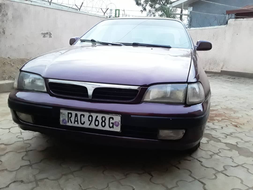 Car for sale,Toyota Carina E 1995, Price: 4,000,000Rwf