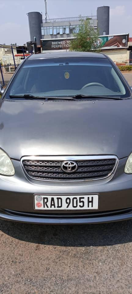 Toyota Corolla for Sale ; Price : 6,800,000Frw
