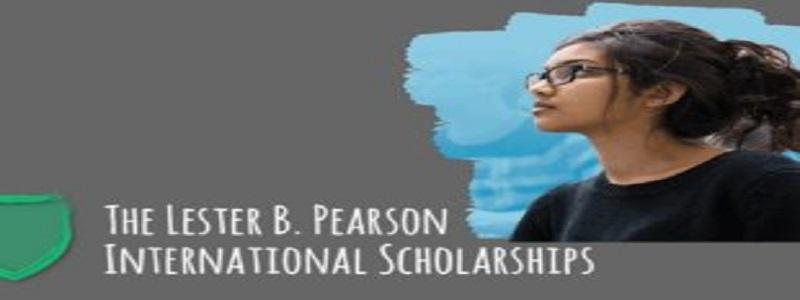 Lester B. Pearson International Scholarships 2021/2022 to Study at the University of Toronto: (Deadline 18 January 2021)