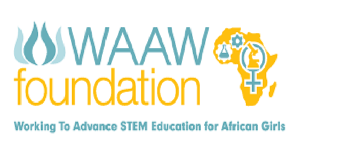 WAAW Foundation 2020/2021 STEM Scholarship for Need-Based African Female Students: (Deadline 2 November  2020)