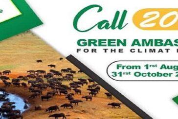Green Ambassador for the Climate in Africa 2020: (Deadline 31 October 2020)