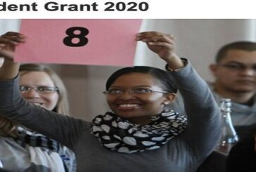 INISA Student Grant 2020 for Undergraduate students from SADC Region (Funded study in Germany): (Deadline 19 September 2020)