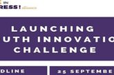 Work in Progress! Alliance Youth-led COVID-19 Innovation Challenge 2020 (€10,000 award): (Deadline 24 September 2020)