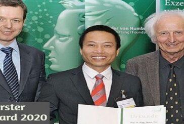 Georg Forster Research Award 2020: (Deadline 31 October 2020)