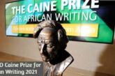 The AKO Caine Prize for African Writing 2021: (Deadline 31 January 2021)