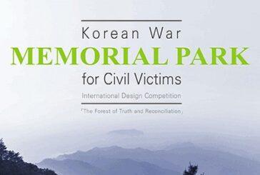 Korean War Memorial Park for Civil Victims International Design Competition: (Deadline 30 November 2020)