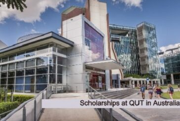 Scholarships at QUT in Australia: (Deadline 30 October 2020)