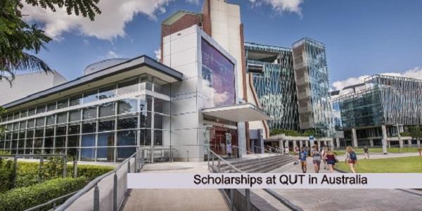Scholarships at QUT in Australia: (Deadline 30 October 2020)
