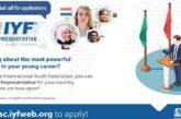 International Youth Federation Representative: (Deadline Ongoing)