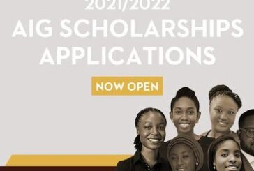 Africa Initiative for Governance (AIG) Scholarships 2021/2022 for Masters Study at the University of Oxford (Fully-funded): (Deadline 15 October  2020)