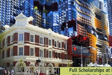 Full Scholarships at RMIT University in Australia: (Deadline 14 December 2020)