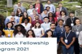 Facebook Fellowship Program 2021 for doctoral students ($42,000 Annual Stipend & Paid visit to Facebook Headquarters): (Deadline 1 October 2020)