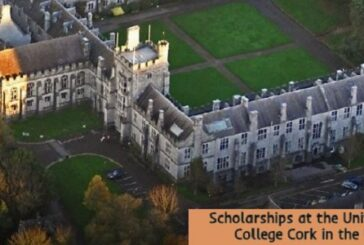 Scholarships at the University College Cork in the UK: (Deadline	Ongoing)