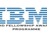 IBM Ph.D. Fellowship Awards Program 2021 for PhD Students Worldwide (Funded): (Deadline 23 October 2020)