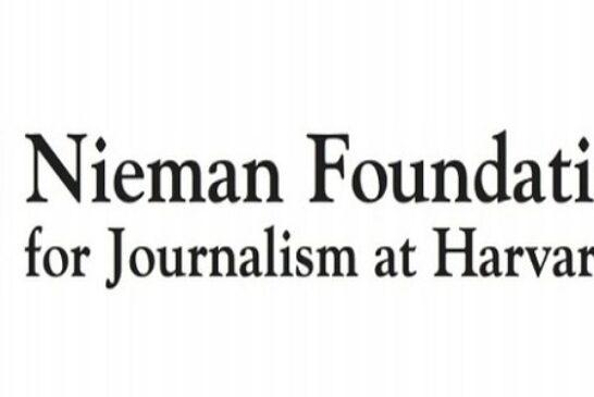 Nieman-Berkman Klein Fellowship in Journalism Innovation 2021 for study at Harvard University ($USD $75,000 Stipend): (Deadline 1 December 2020)