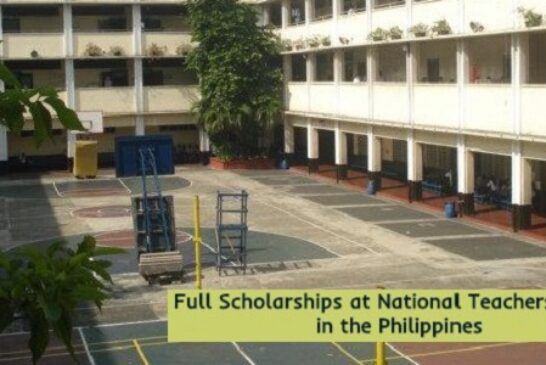 Scholarships at National Teachers College: (Deadline Ongoing)