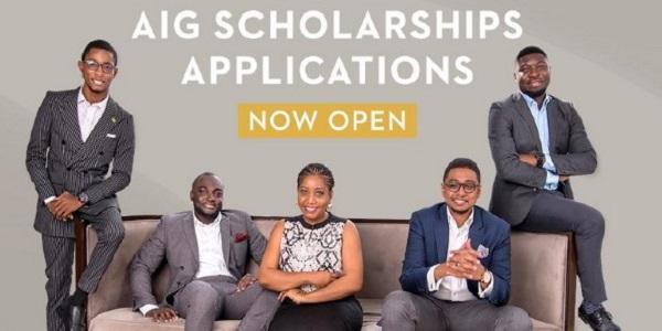 Africa Initiative for Governance (AIG) Scholarships: (Deadline 15 October 2020)