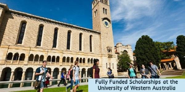 Fully Funded Scholarships in Australia: (Deadline Ongoing)