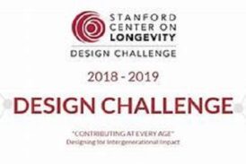 Stanford Center on Longevity Design Challenge 2021 for Students worldwide ($10,000 prize): (Deadline 10 December 2020)