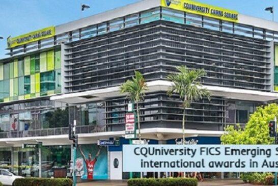 Emerging Student international awards in Australia: (Deadline 31 October 2020)