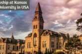 Fellowship at Kansas State University in the United States: (Deadline 30 November 2020)