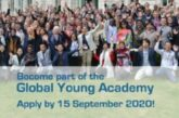 Global Youth Academy Membership Call 2021 (Attend AGM 2021 in Japan): (Deadline 15 September 2020)