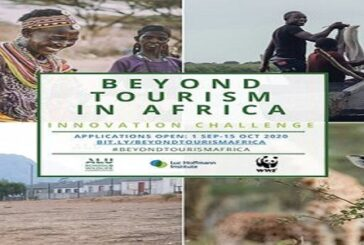 The African Leadership University's Beyond Tourism in Africa Innovation Challenge 2020 (US$10,000 grant): (Deadline 15 October 2020)
