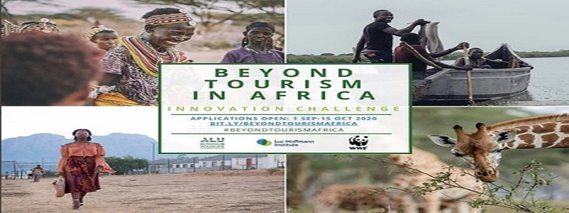 The African Leadership University's Beyond Tourism in Africa Innovation Challenge 2020 (US$10,000 grant): (Deadline 15 October 2020)