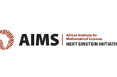 3 Positions at African Institute for Mathematical Sciences: (Deadline 2, 5 November 2020)