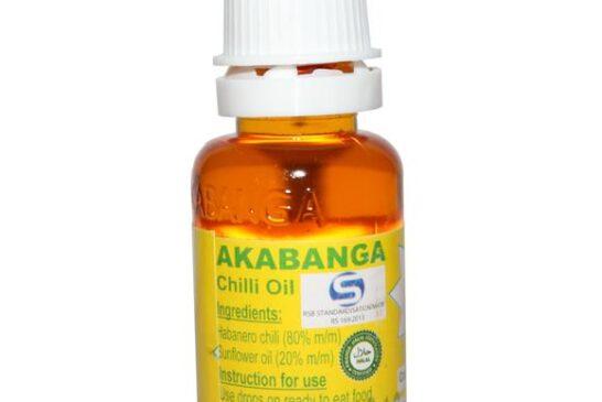 Akabanga Chilli Oil Price: 800 Rwf Delivary Fees: 1000 Rwf