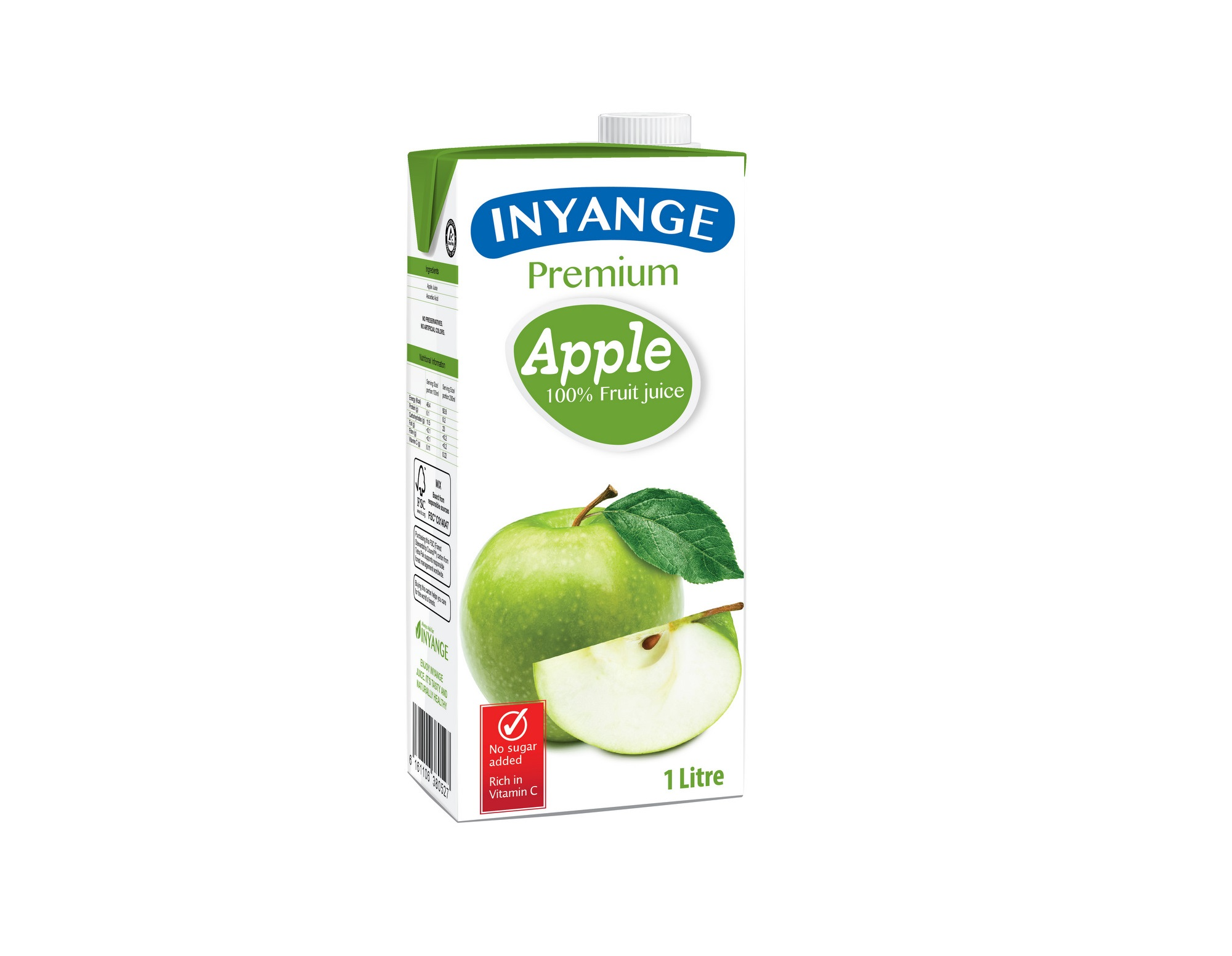Juice Apple, Mango, Passion Price: 2000 Rwf Delivery Fees: 1000 Rwf