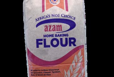 Azam Baking Flour /Ifarini ya Azam Price: 2000 Rwf/ 2Kg Delivery Fees: 1000 Rwf