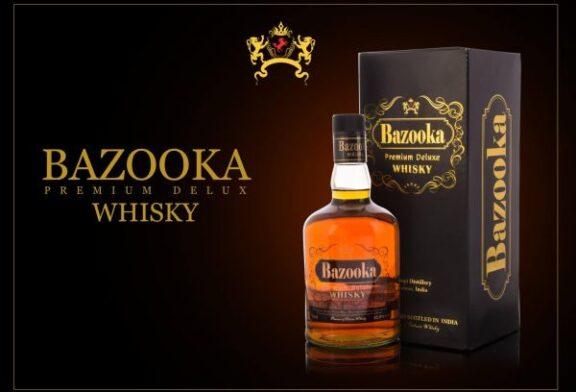 Bazooka Whisky, Price : 9000 Rwf,, Free Delivery