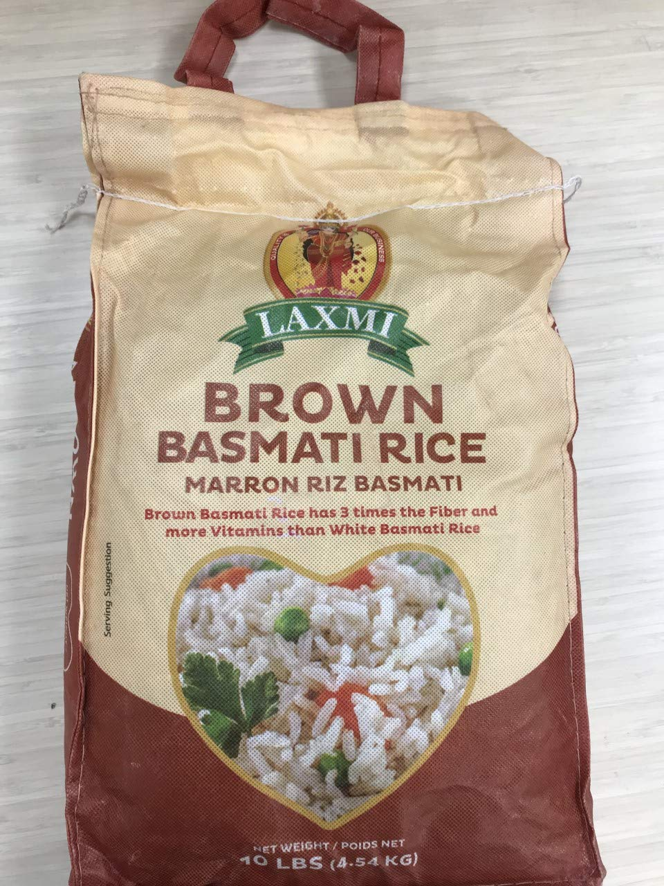 Basmati Rice Price: 20000 Rwf/10Kg Delivery Fees: 1000Rwf