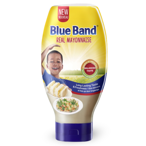Blue Band Mayonnaise Price: 4000 Rwf Delivery Fees: 1000 Rwf