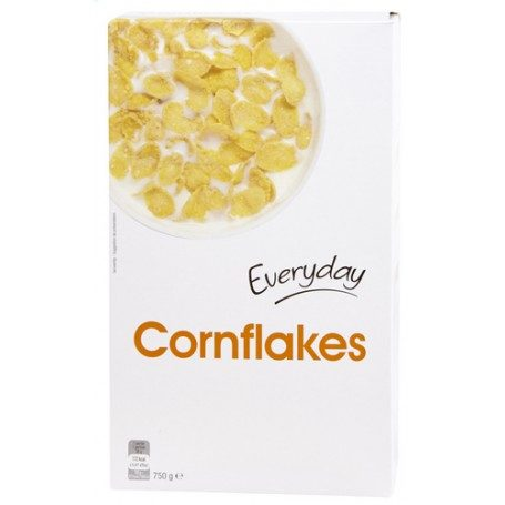 Everyday-Cornflakes 750 gr Price: 8500 Rwf Free Delivery