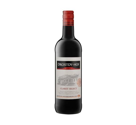Drostdy Red, White  Wine Red, White 75 cl, Price : 12500 Rwf, Free Delivery