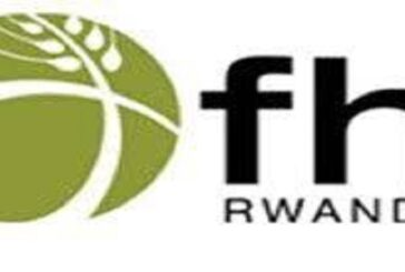 6 Positions at FH Association Rwanda (Food for the Hungry ): (Deadline 12 September 2020)
