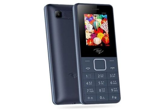 IT 2160 – Dual Sim With Camera & Torch, FM, Loud Speaker Black Price : 11000Frw Free Delivery