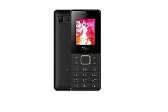 IT 2160 – Dual Sim With Camera & Torch, FM, Loud Speaker Black Price : 10000 Frw