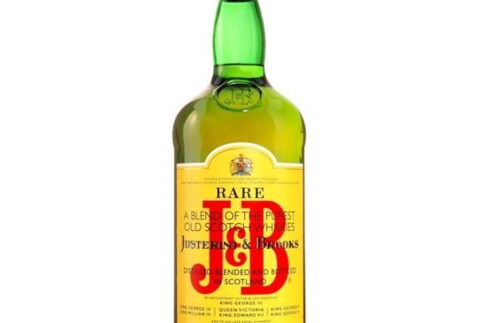 J&B Whisky 1 L, Price: 25000 Rwf, Free Delivery