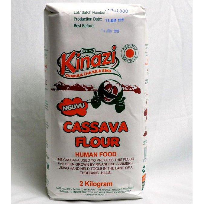Kinazi Flour Cassava Price: 2000 Rwf Delivery Fees: 1000 Rwf